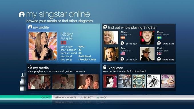 Sony Singstar Starter pack, PS3 Básico PlayStation 3 vídeo - Juego (PS3, Básico, PlayStation 3, Música, T (Teen), London Studios): Amazon.es: Videojuegos