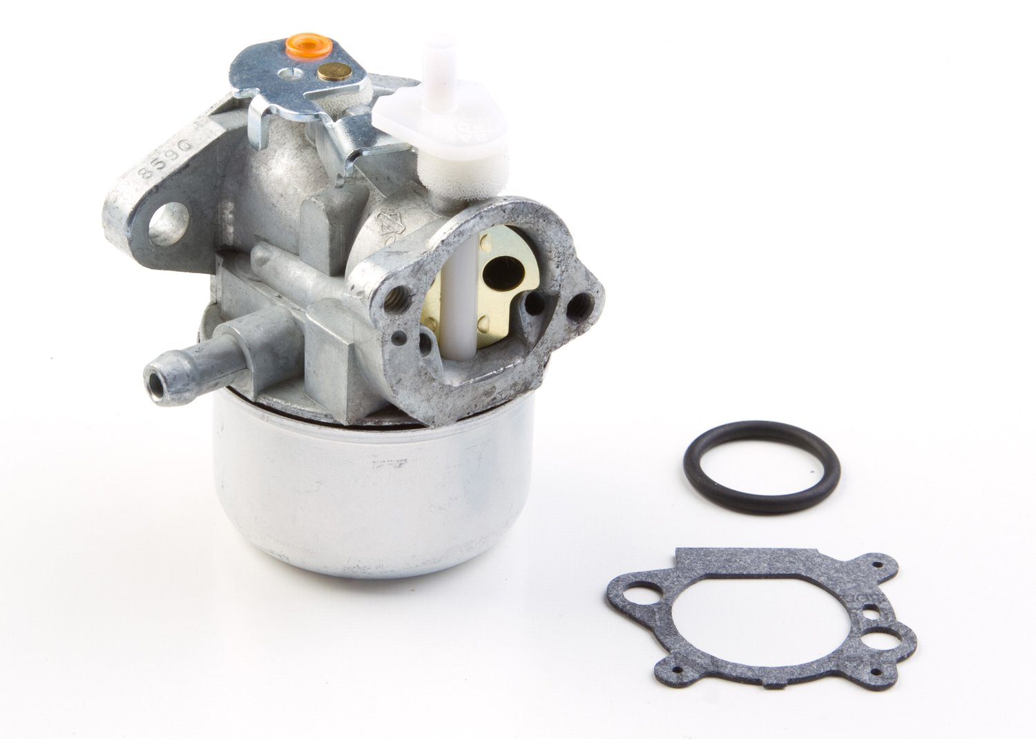 Amazon.com : Briggs & Stratton 499059 Carburetor : Lawn And Garden Tool  Replacement Parts : Garden & Outdoor