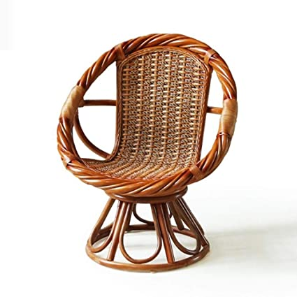 SEEKSUNG Chairs, Single Woven Rattan Chair, High Elasticity, Indoor And  Outdoor Furniture Combination