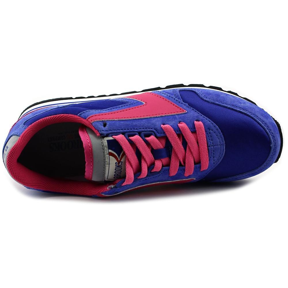 9be7345dac3d9 Brooks Chariot Women US 6.5 Blue Running Shoe UK 4.5 EU 37.5   Amazon
