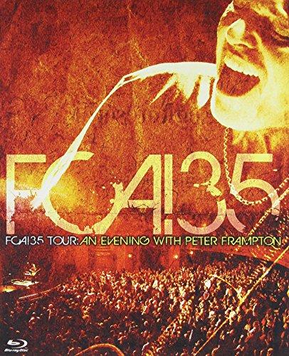 Blu-ray : Peter Frampton - FCA! 35 Tour: An Evening With Peter Frampton (Blu-ray)