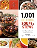 1001 slow cooker recipes ebook - 1,001 Delicious Soups and Stews: From Elegant Classics to Hearty One-Pot Meals