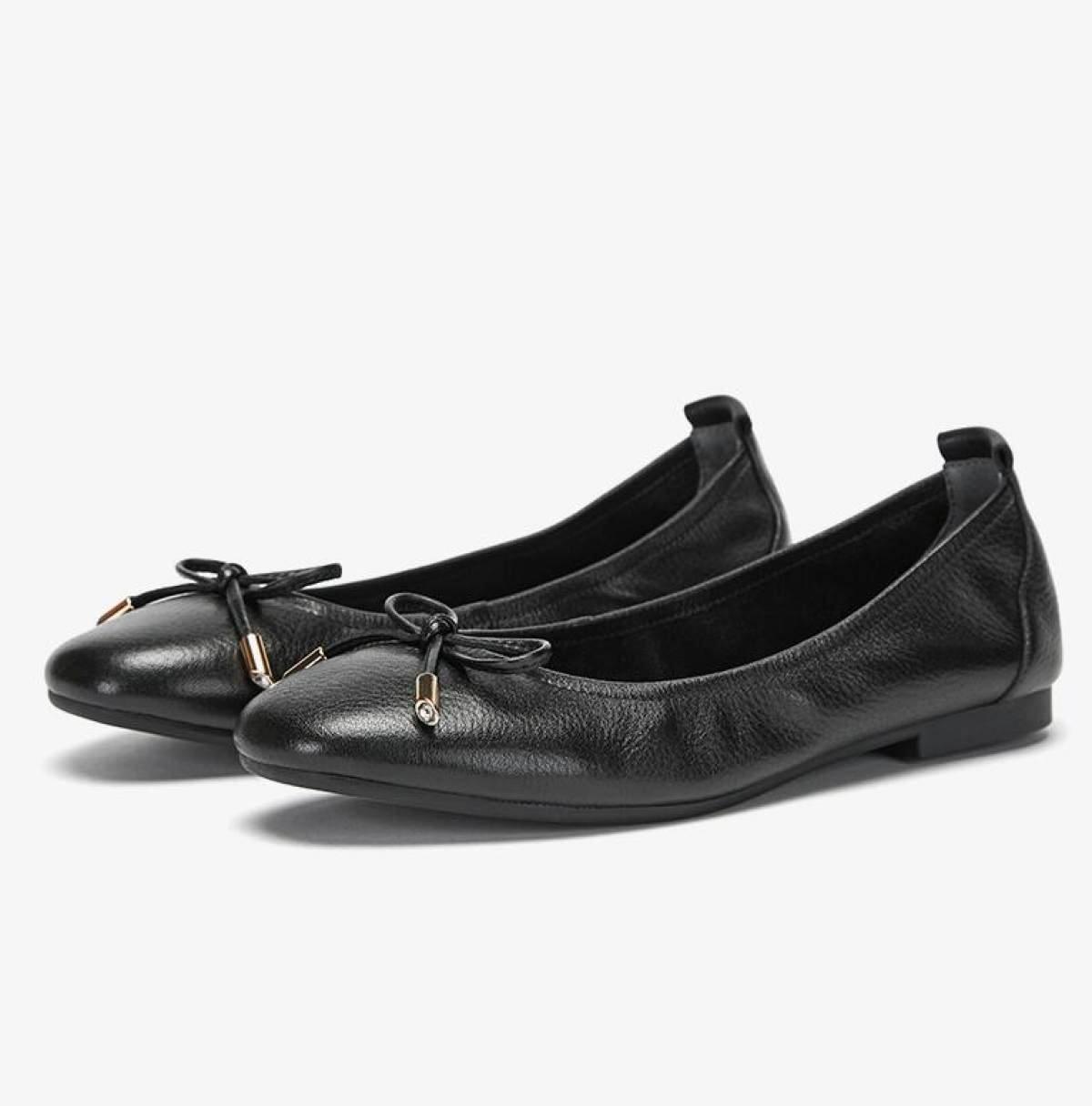 Bean Round Comode Barca Ximu Da New Shoes Bow Scarpe wOxtE6