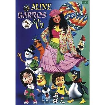 Amazon Com Aline Barros E Cia Vol 1 Dvd Movies Tv