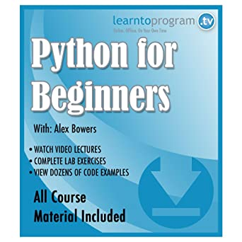 Amazon com: Python for Beginners for Mac [Download]: Software