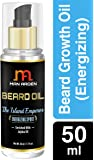 Man Arden Beard & Mustache Oil Island Emperor Hair Growth Oil With Olive, Jojoba, Almond, Avocado Oil, 50 ml
