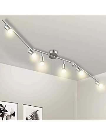 Sistemas de iluminación en rieles, barras y cables de ...