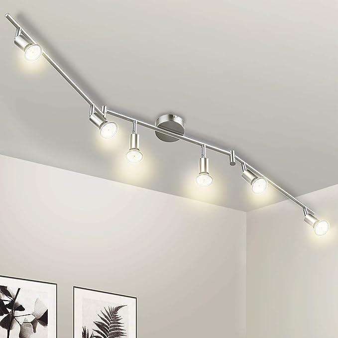 21 Watt LED Deckenleuchte Lampe DM 40cm Wohnzimmer