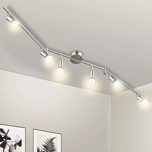 Kitchen Ceiling Lights Spotlights: White LED Kitchen Ceiling Lights: Amazon.co.uk