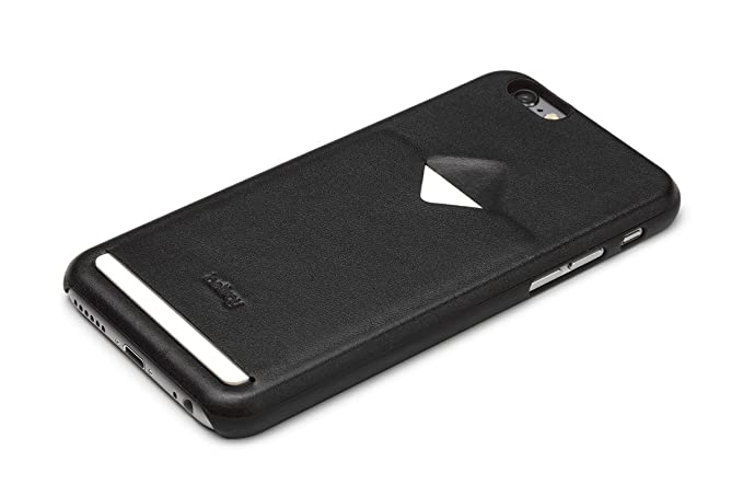 buy online a21de f391b Amazon.com: Bellroy Leather iPhone 6 Phone Case - 1 Card Black: Cell ...