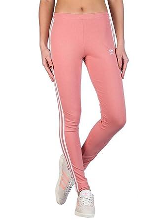 f253833a44f9ff adidas Damen 3 Streifen Leggings: Amazon.de: Bekleidung