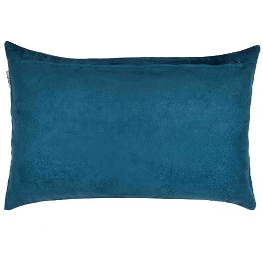 MADURA 4906 Funda de cojín Montana Azul 45 x 70 cm