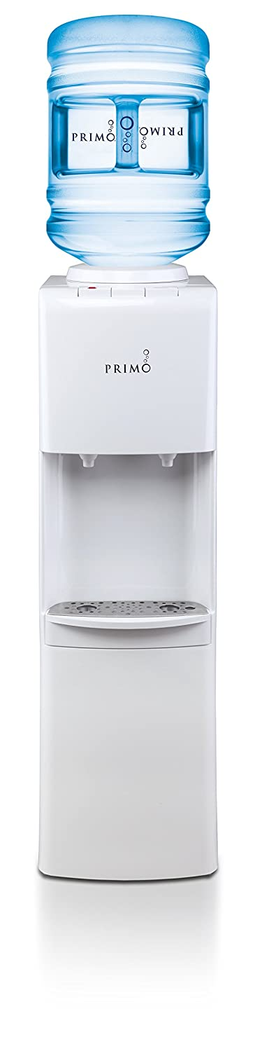 Primo Top Loading Hot/Cold Water Dispenser with Leak Guard