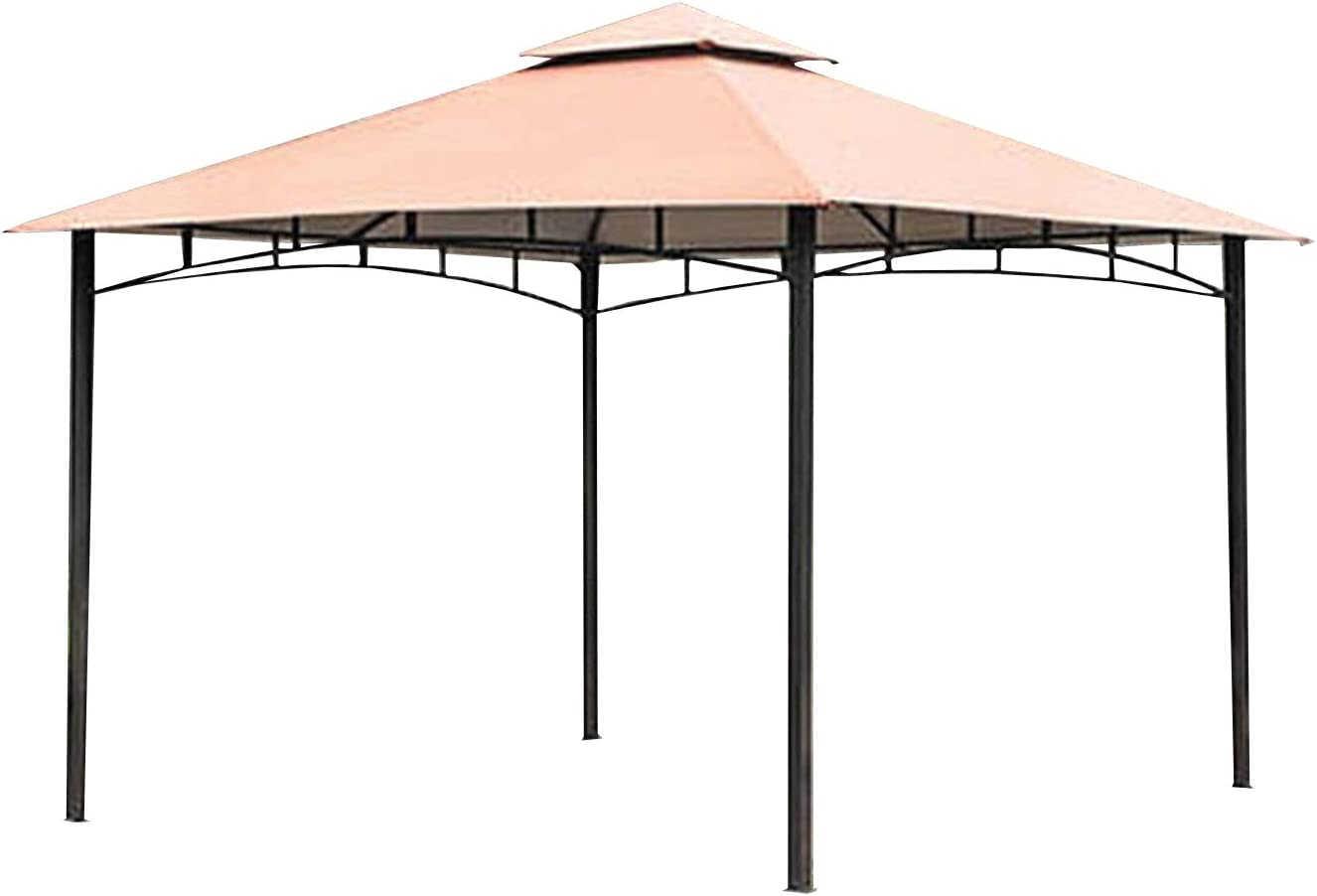 Amazon Com Replacement Canopy Top Cover For Bc Metal Gazebo Riplock 350 Garden Outdoor
