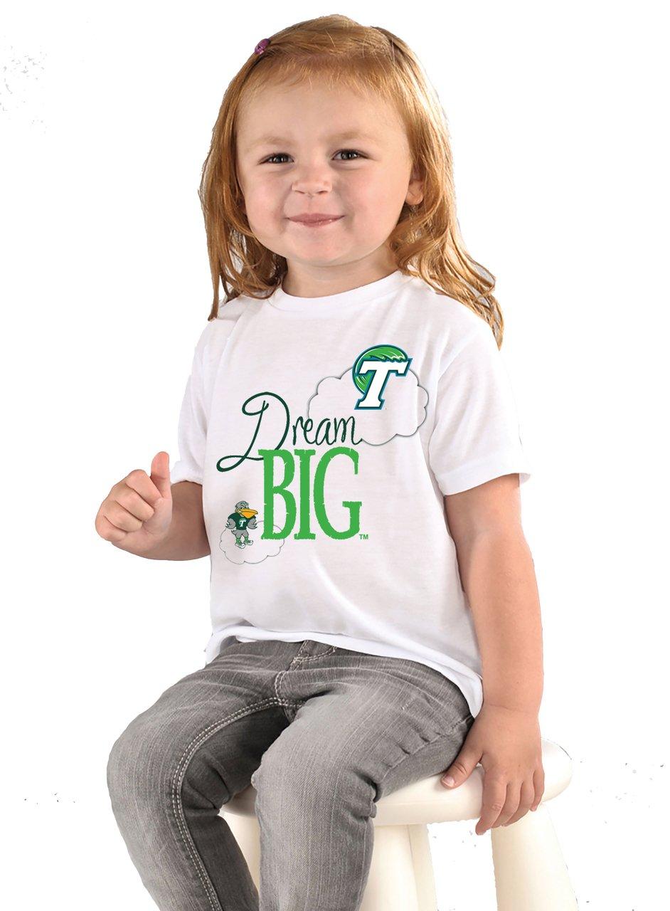 希少 黒入荷! Tulane Green Wave B073RZ7R38 Green Dream months Bigベビー/幼児用Tシャツ 6 months B073RZ7R38, ヒサヤママチ:ceb06327 --- a0267596.xsph.ru