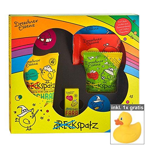 Dresdner Essenz Geschenkset für Kinder Dreckspatz