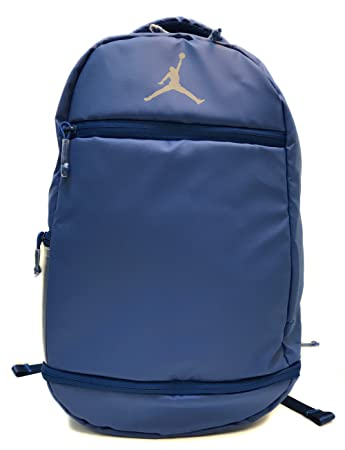 be5eaf0d77b4 Nike Air Jordan Skyline Weathered Backpack (Team Royal)