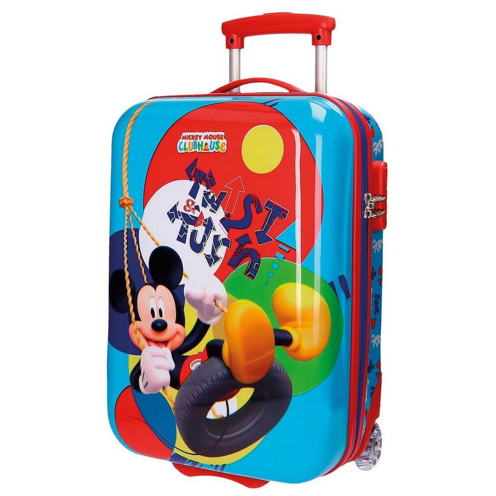 Disney Mickey Twist Kindergepäck, 50 cm, 26 liters, Mehrfarbig (Multicolor)