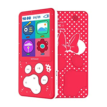 Kinder MP3 Player mit Radio 2.4\