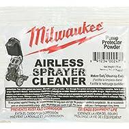 Milwaukee M4910-10 Paint Sprayer Airless Cleaning Powder # 039601001050