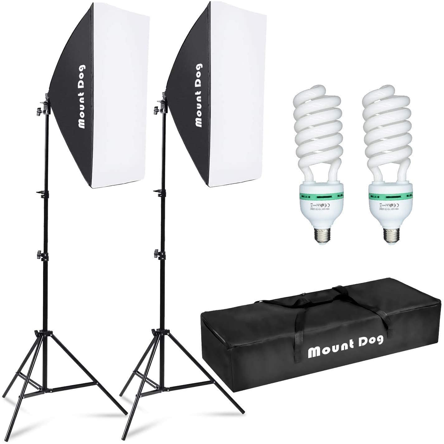 Photography Studio Softbox Lighting Equipment