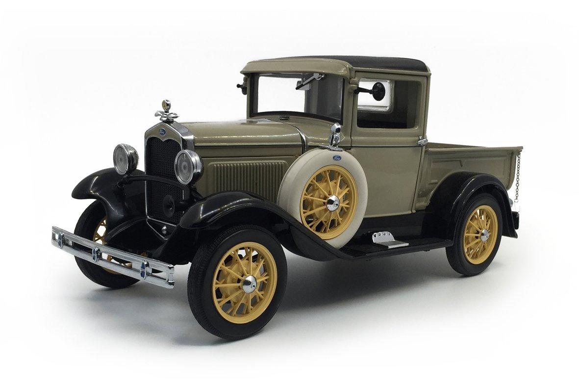 Sunstar 1931 Ford Model A Pickup – Scale 1  18 6110 – Grey Black