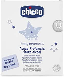 Chicco Sweet Perfumed Water New Fragrance, 100 ml
