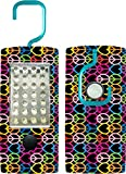 Wild Lights 32 Super Bright LED Magnet to Hang Light (Peace & Love)