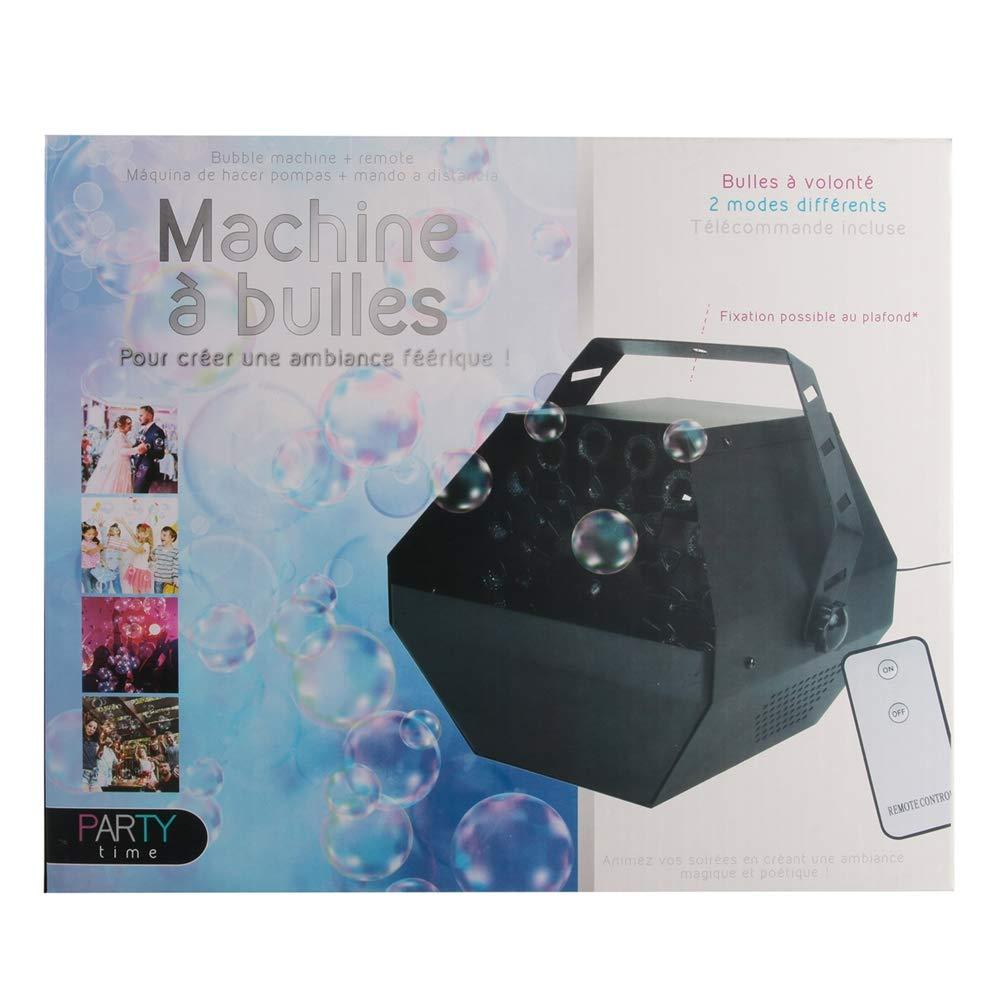 negro ABS The Home Deco Light la10075/m/áquina de burbujas