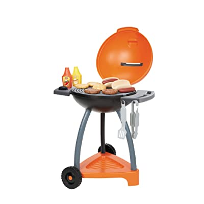 Little Tikes Sizzle and Serve Grill Kitchen Playsets: Toys & Games