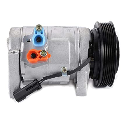 New CO Car A C Compressor And Clutch For 2001 2007 Dodge Grand Caravan Chrysler Town Country 3 3L 3 8L V6 29001C 5005441AD