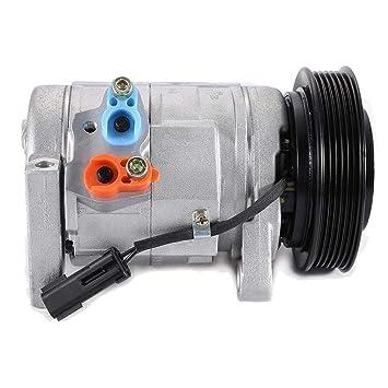 Nueva a/c compresor Co 29001 – C/5005441ad para 2001 – 2007 Dodge