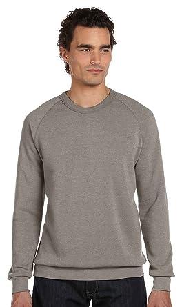 f1221620b94 Alternative Apparel Men's Champ Eco Fleece Sweatshirt at Amazon Men's  Clothing store: