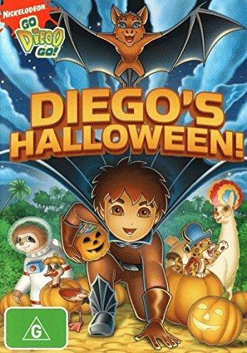 Go Diego Go!: Diego's Halloween [NON-USA Format / PAL / Region 4 Import - Australia] ()