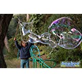 World record beeboo® bubble mix. Just add water. Made in USA. (Makes 1 gallon)