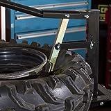 Black Widow BW-2065 Motorcycle & Trailer Wheel Bead Breaker
