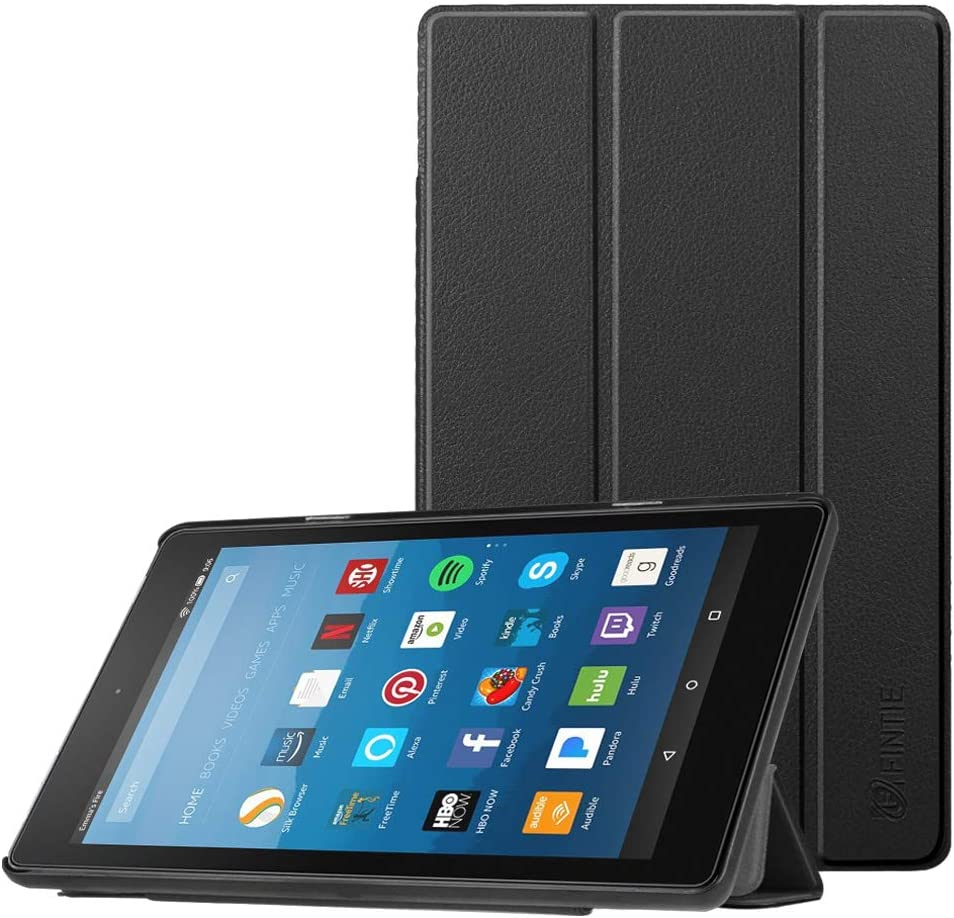 Funda Para Amazon Fire Hd 8 Tablet (7th And 8th 2017 2018)