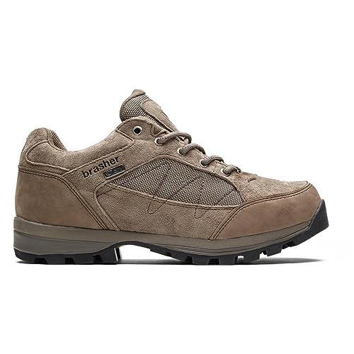 Calzado Zapato Aire al Libre Brasher Campo Zapatillas de Brown Mujer mw8OyvNn0