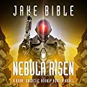 Nebula Risen: A Roak: Galactic Bounty Hunter Novel Audiobook by Jake Bible Narrated by Andrew B. Wehrlen