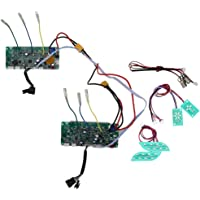 Alomejor Self-Balance Scooter Control Circuit Universal Motherboard Controller 24V 36V for Scooter Repair Parts (36V-UL Standard Version)