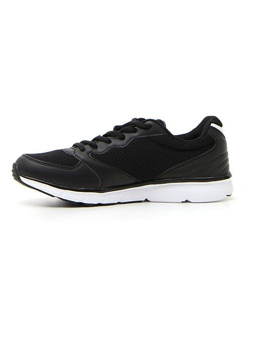 428fcc7deca942 Fila Scarpe Uomo Sneakers in Tela nera 1010284-25Y Nero: Amazon.co.uk: Shoes  & Bags