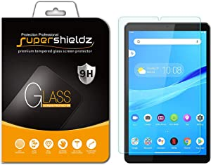 Supershieldz for Lenovo Smart Tab M8 / Tab M8 HD (8 inch) Tempered Glass Screen Protector, Anti Scratch, Bubble Free