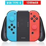 Joy-Con Charging Grip Compatible with Nintendo