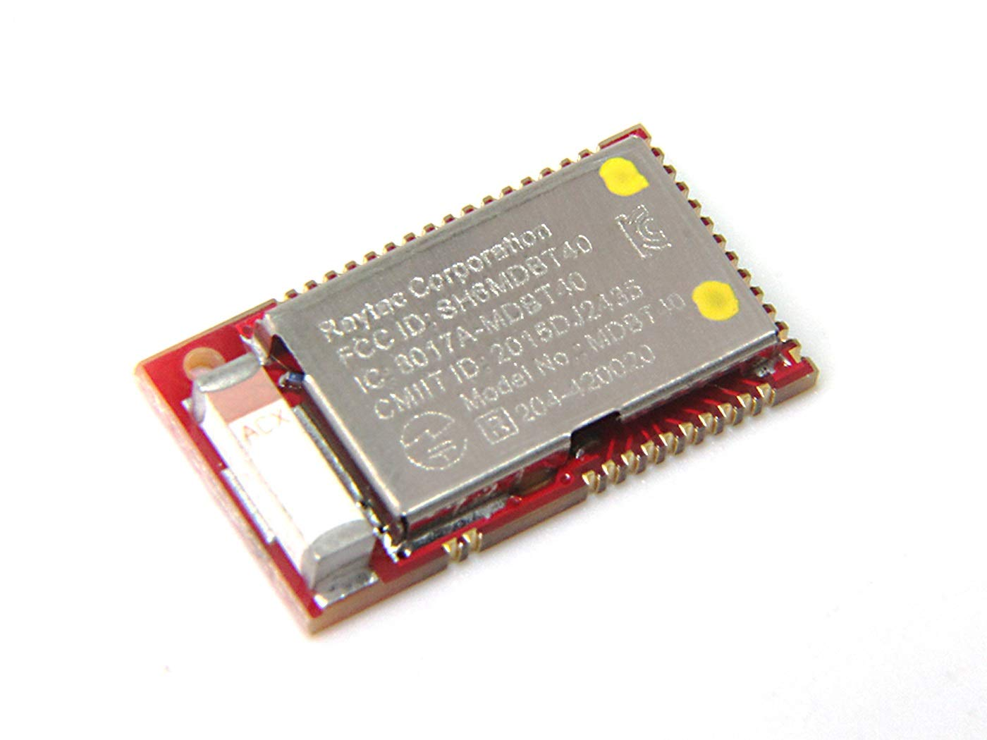 NGW-1pc MDBT40-256RV3 nRF51822 based BLE module: Amazon co uk