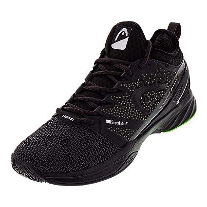 Head - Zapatillas de Tenis Sprint SF para Hombre, Negro, EU ...