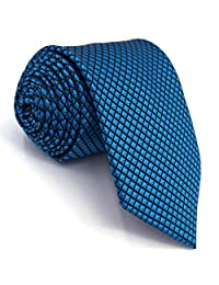 Shlax & Wing - Bridas para hombre, diseño de cachemira, color azul y verde