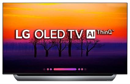 LG 139 Cm 4K UHD OLED Smart TV OLED55C8PTA Amazonin Electronics