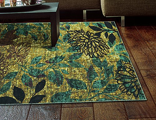 Mohawk Home Strata Mystic Garden Floral Printed Area Rug, 7'6x10', Multicolor
