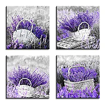 Canvas Wall Art for Living Room Bedroom Bathroom Wall Decor for Bedroom on lavender bedroom curtains, romantic bedroom ideas, lavender colored bedroom ideas, lavender bedroom ideas for women, green bedroom ideas, lavender bedroom accessories, lavender bedroom decor, lavender master bedroom, lavender bedroom designs, lavender bedroom walls, lavender bedroom bedding, lavender bedroom southern, purple bedroom ideas, lavender bathroom ideas, lavender paint bedroom, lavender kitchen ideas, lavender teen bedroom, lavender and white bedroom,