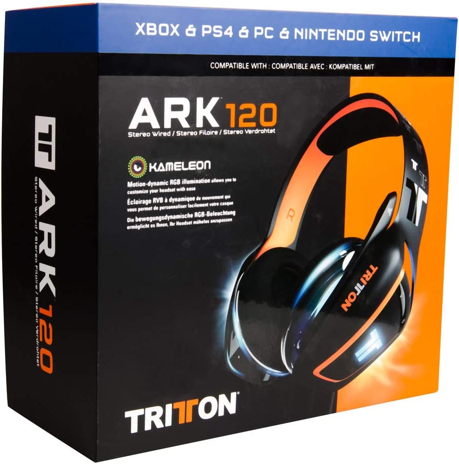Auricular Tritton Ark 120: Amazon.es: Electrónica